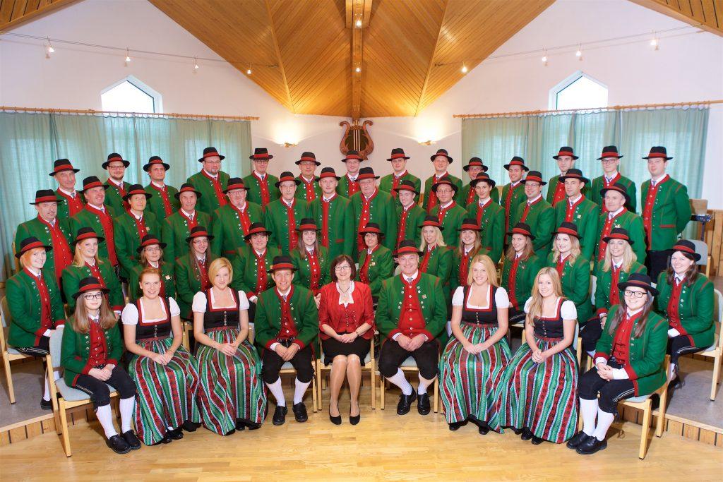 Musikverein Allhaming 2016