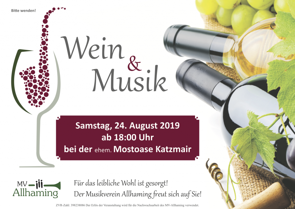 Wein & Musik 2019